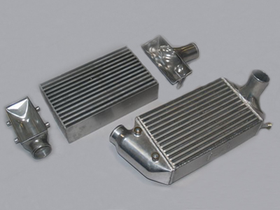 Evolution Motorsports - 996 Turbo ClubSport Intercoolers