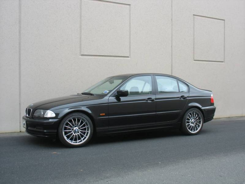 RH-GMP - BMW 3ser E36,46 RH MS 18x8.5 front/rear -wheel pac