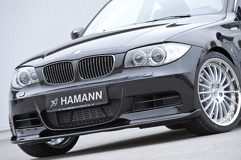 Hamann - BMW 1-Series Hamann Competition Front Spoiler
