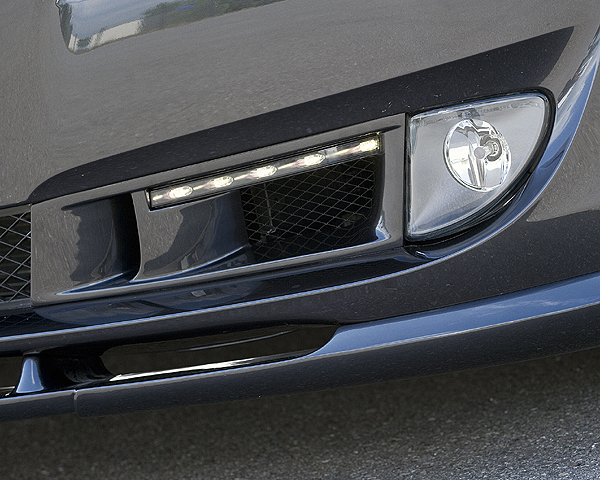 Hamann - BMW 5 Series F10 Bumper Insert With Daytime Runnin