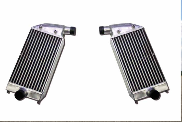SpeedART Porsche - Porsche 997 Turbo Sport Intercooler Upgrade Kit
