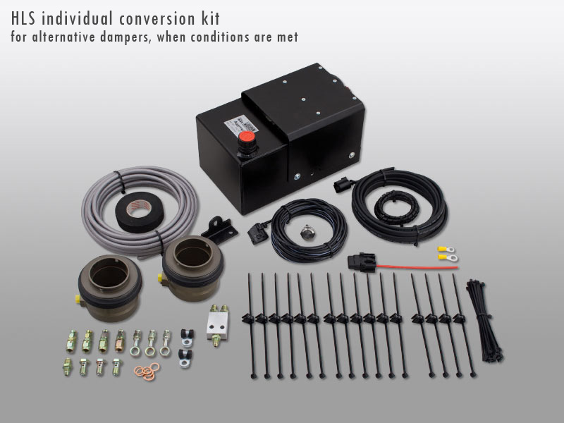 KW - KW HLS - Hydraulic Lift System Universal Kit