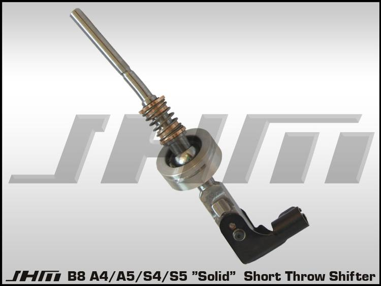 JHM - Audi A4/A5/S4/S5 Solid Short Throw Shifter by JHM