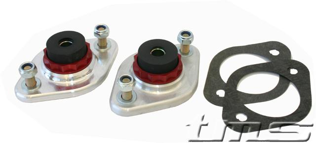 Turner Motorsport - BMW E46 M3 Aluminum Rear Shock Mounts by Turner Mo