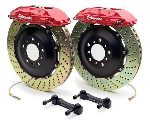 Brembo - BMW 328i/428i M-Sport Brake (Excluding xDrive) (F3