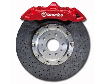 New Release 2 Piece Brembo Big Brake Kits For Maserati