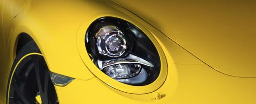 Tech Art - Porsche 991/991.2 Headlight Trims by TechArt