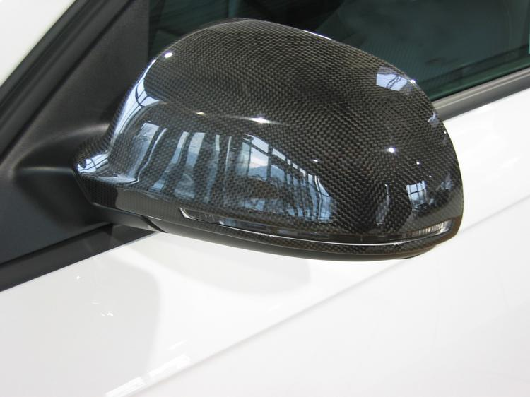 Hofele - Audi A8 D4 Carbon Mirror Heads/Housings by Hofele