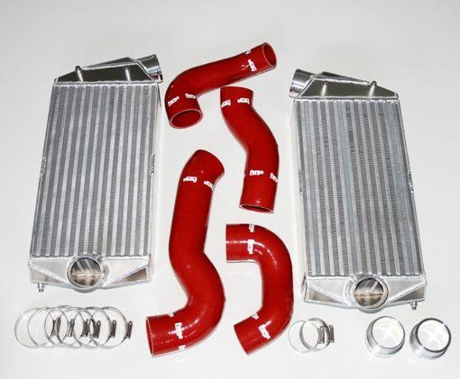 Forge - Porsche 996 Turbo Forge Motorsport Intercooler Kit