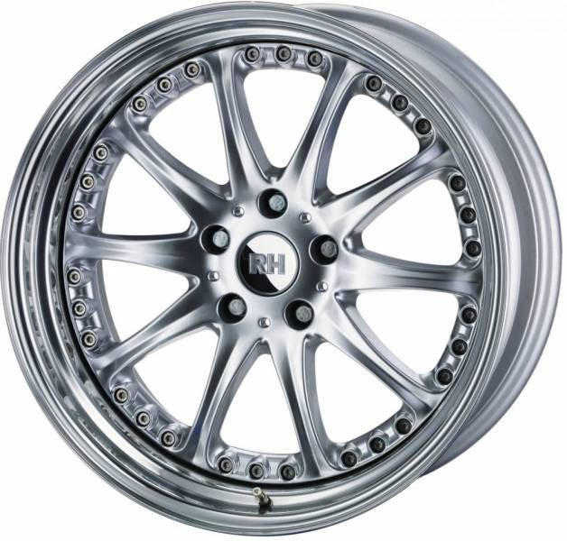 RH - A - RH AK - 5x120 wheel package 19x8.5 Et35 front
