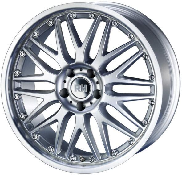 RH-GMP - A - RH AW - 5x120 wheel package 20x9.0/10 Et35f,E