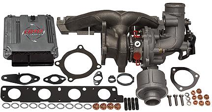 GMP Performance - Audi a4 turbo upgrade