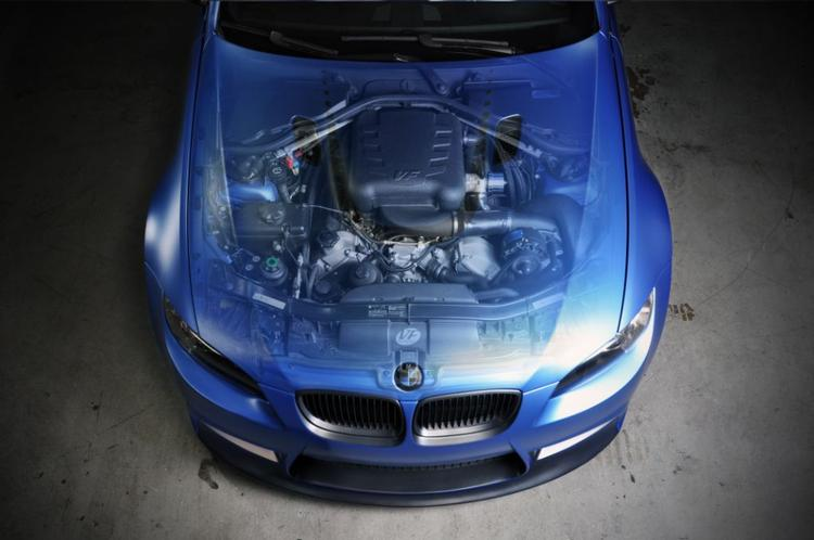 VF Engineering - BMW E90/92 M3 VF540 Supercharger Kit by VF Enginee