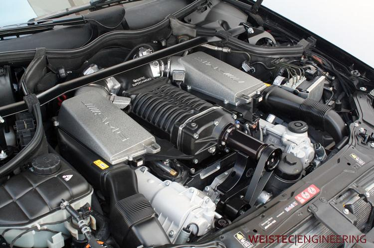 Weistec Engineering - Weistec Stage 1 Supercharger System 637hp & 560lb/