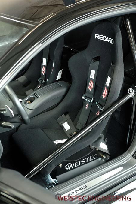 Weistec Engineering - Weistec Race Seat Brackets for Mercedes