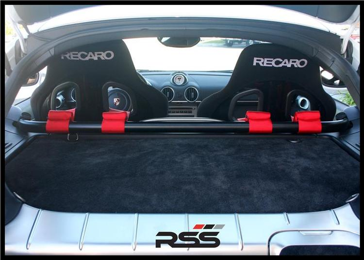 RSS - Porsche 987 Cayman RSS Harness Bar
