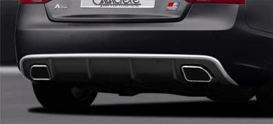 Caractere - 2012+ Audi A5 (Coupe/Cabrio) Rear Diffuser by Car
