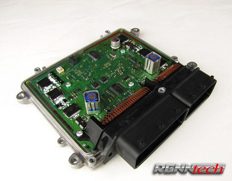 Renntech - RENNtech ECU Upgrade for Mercedes CLK 63 (C209)
