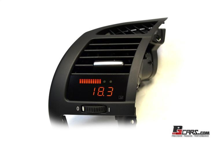 P3 Cars Digital Gauges For The Bmw E85 86 Z4 Models From