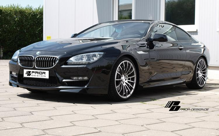 Prior Design - BMW 6-Series (F12/F13) Prior Design PD6 Front Bump