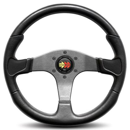 Momo - Devil Steering Wheel by Momo