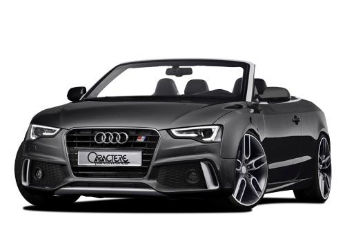 Caractere - 2013+ Audi A5 Cabrio Caractere Complete Aero Packa