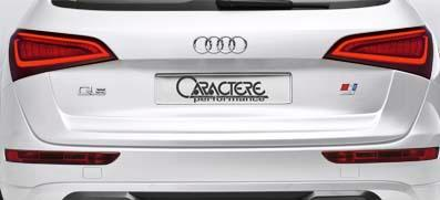 Caractere - Audi Q5 (2013+) Caractere Rear Hatch Blend