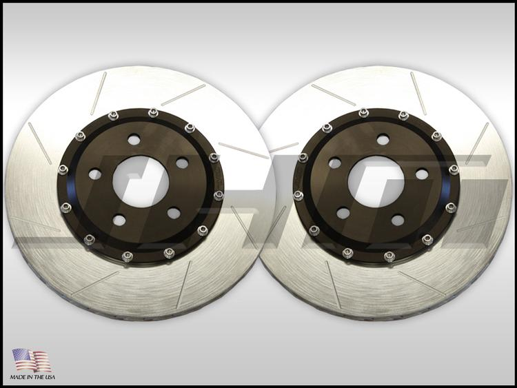 JHM - Audi B8 S4/S5 JHM 2-piece Lightweight Rear Rotors
