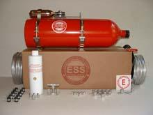 ESS Fire - E.S.S. Fire 5.0 Liter AFFF Fire Extinguisher Syste