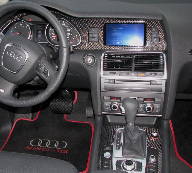 MA Carbon - Audi Q7 MAcarbon Carbon Interior 7 Piece Package
