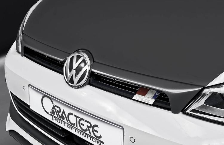 Caractere - VW Golf MK7 Caractere Front Grill with RS-badge