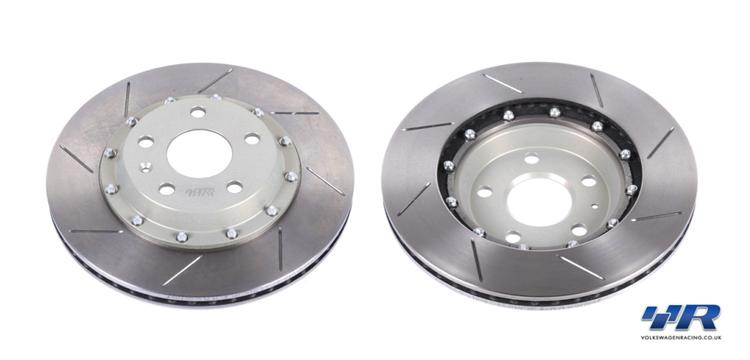 RacingLine - VW MK6/7 Golf R/MK5 R32 VWR Rear Brake Disc/Rotor