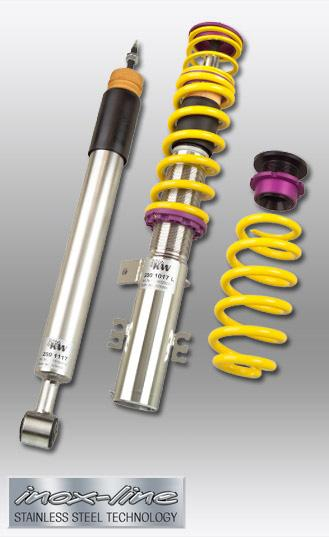 KW - 03-09 Mercedes E-Class Sedan (W211) KW V2 Coilover