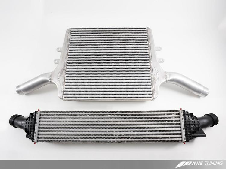 AWE Tuning - Audi A4/A5/allroad AWE Tuning 2.0T Front Mounted P