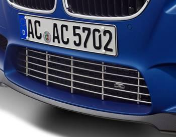 AC Schnitzer - BMW F10 M5 AC Schnitzer Chrome Front Grill