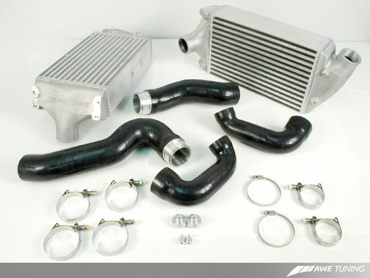 AWE Tuning - Porsche 996TT AWE Tuning Performance Intercoolers