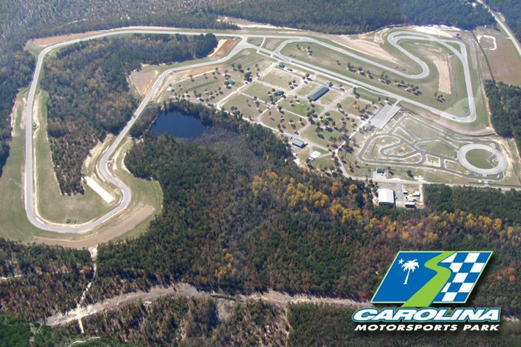 Fast Fridays Track Day Series at Carolina Motorsports Park
