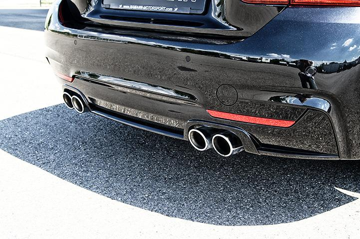 Hamann - BMW 4-Series F32 Hamann Rear Center Molding