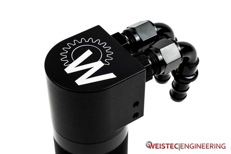 Weistec Engineering - Mercedes AMG63 M156/M159 Oil / Air Separator
