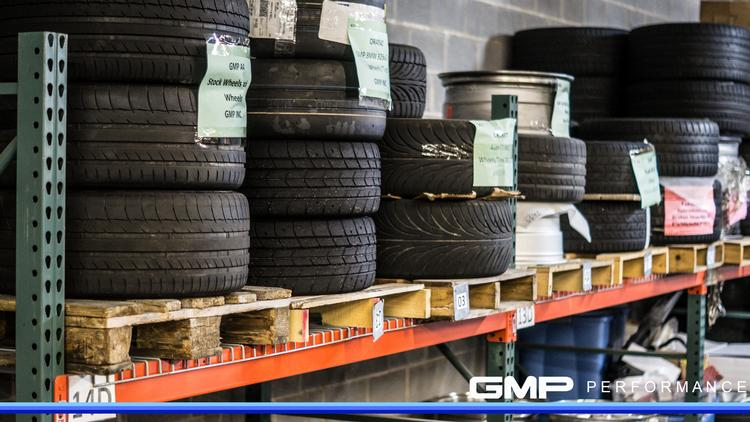 GMP - Wheel/Tire & Product Storage Program