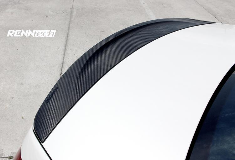 GMP Performance - Mercedes W222 S-Class RENNtech Carbon Fiber Deck
