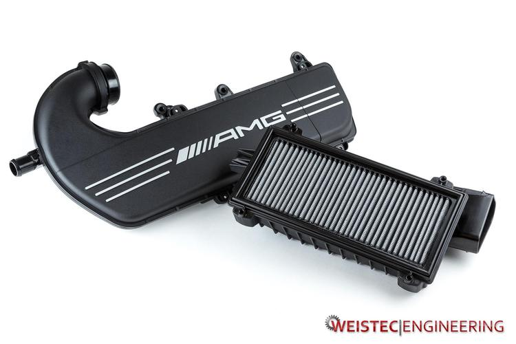 Weistec Engineering - Mercedes C63/C63S High flow air filters by Weistec