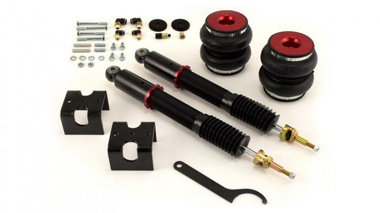Air Lift Performance - Audi 8P A3/MK2 TT Rear Strut Kit by Air Lift Perfo