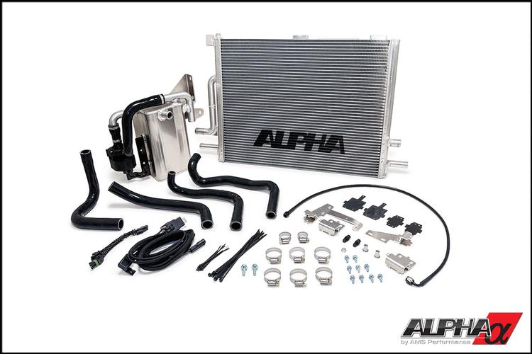 Alpha Performance - Audi C7 S6/S7 ALPHA Performance Turbo Cooler Syste