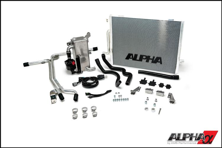 Alpha Performance - Audi B8.5 S4/S5 Alpha Performance Supercharger Coo