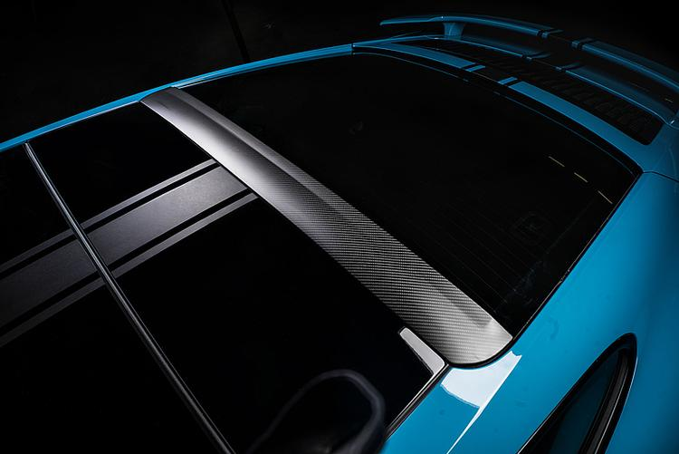 Tech Art - Porsche 991.2 Carrera TechArt Roof Spoiler