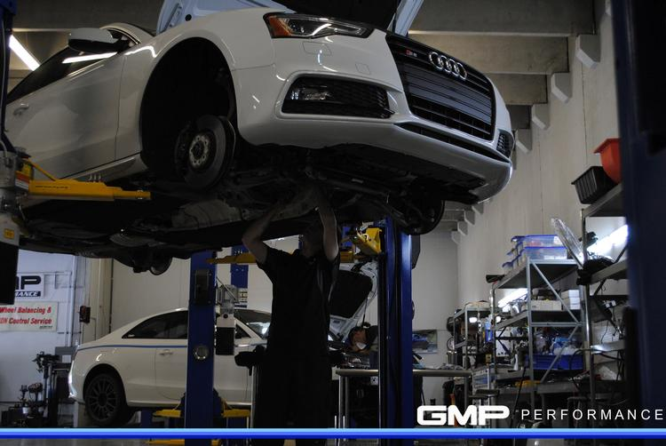 GMP - High Performance Vehicle Diagnostics
