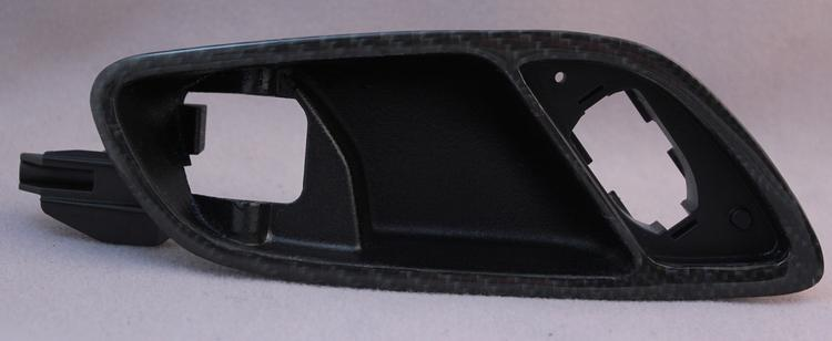 MA Carbon - Audi R8 MA Carbon Door Handle Holder Set