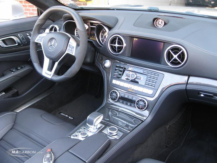 MA Carbon - Mercedes R321 SL65 AMG MA Carbon Interior Kit