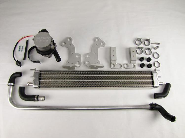 Renntech - Mercedes SL55 Intercooler Pump Upgrade Kit by RENN